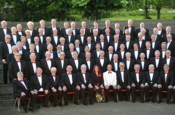 The Cwmbach Male Voice Choir